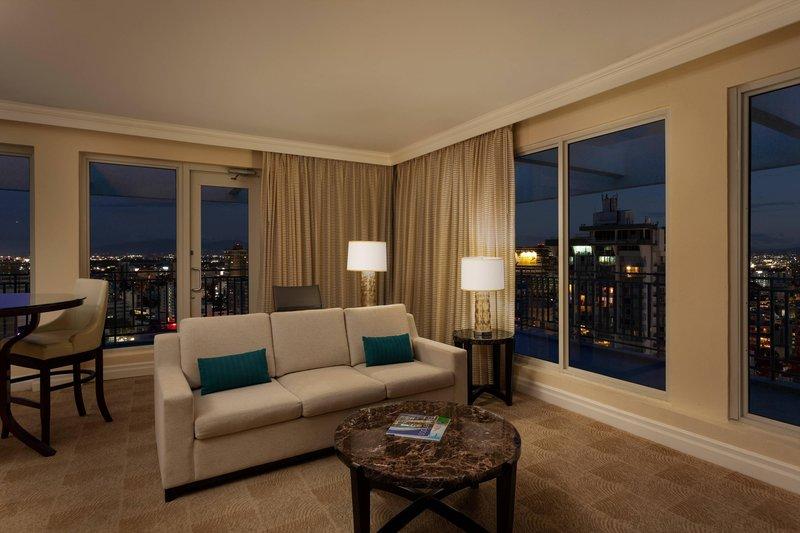 Marriott San Juan Resort - Executive Suite - City View <br/>Image from Leonardo