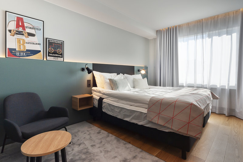 Holiday Inn Helsinki - Exhibition & Convention Centre-Stay relaxed in one of our accessible rooms<br/>Image from Leonardo