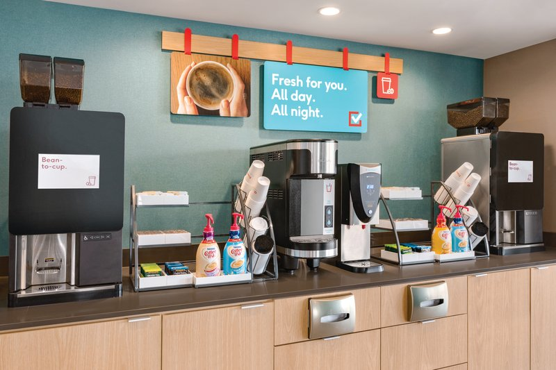 Avid Hotels Midland-Juice/Coffee<br/>Image from Leonardo