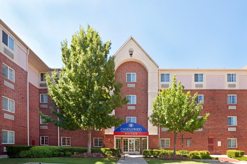 Candlewood Suites Arlington-Hotel Exterior Front View<br/>Image from Leonardo