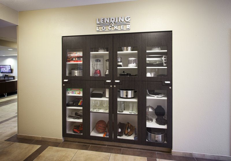 Candlewood Suites Arlington-Laundry Facility<br/>Image from Leonardo