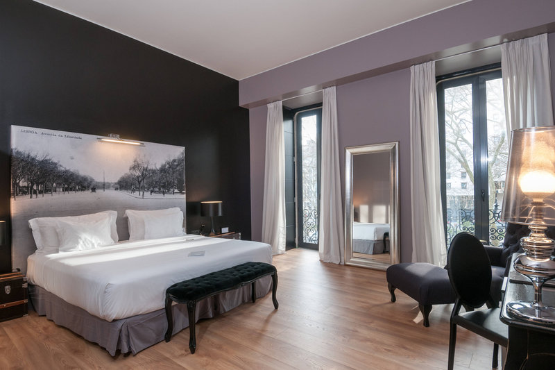 Autograph Collection Fontecruz Lisboa-Balcony King Guest Room<br/>Image from Leonardo