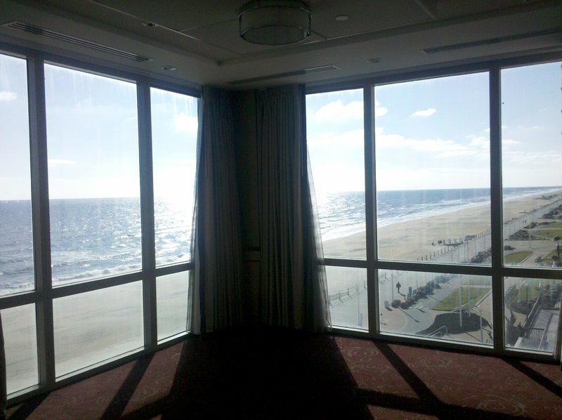 Holiday Inn Hotel & Suites Virginia Beach - North Beach-What an amazing View from Vista Del Mare!<br/>Image from Leonardo