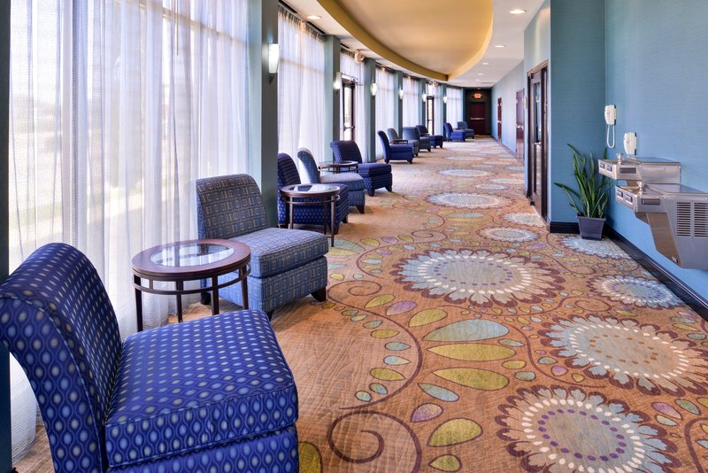 Holiday Inn Fort Worth North-Fossil Creek-Pre-function Area<br/>Image from Leonardo