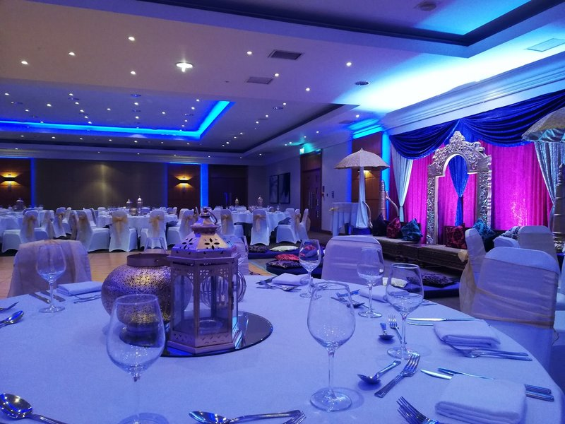 Crowne Plaza Nottingham-Special Events<br/>Image from Leonardo