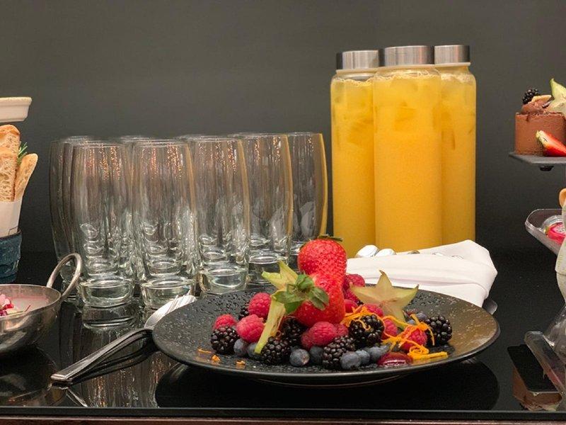 Crowne Plaza Nottingham-Catering Beverage Selection<br/>Image from Leonardo