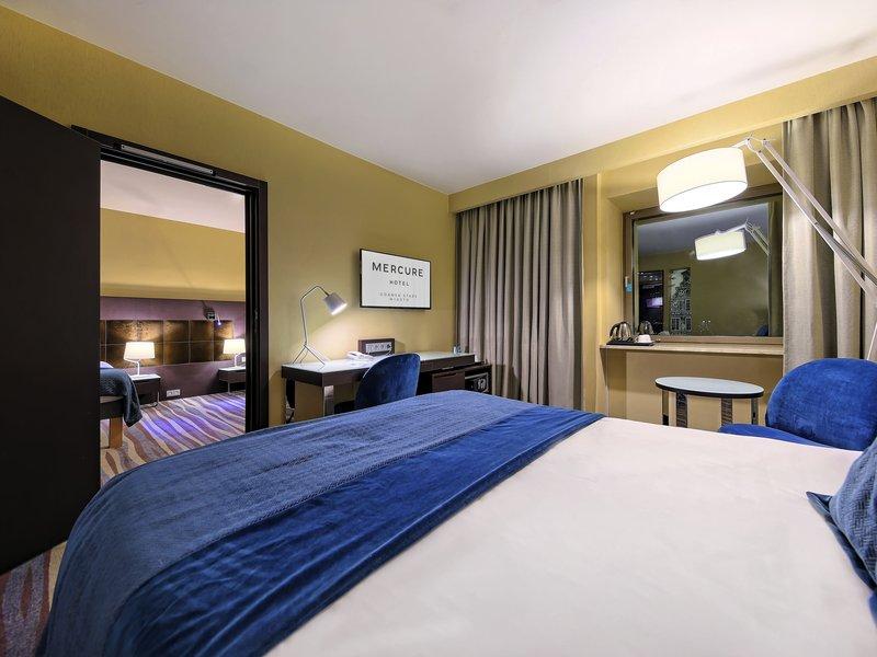 Mercure Gdansk Stare Miasto-Guest Room<br/>Image from Leonardo