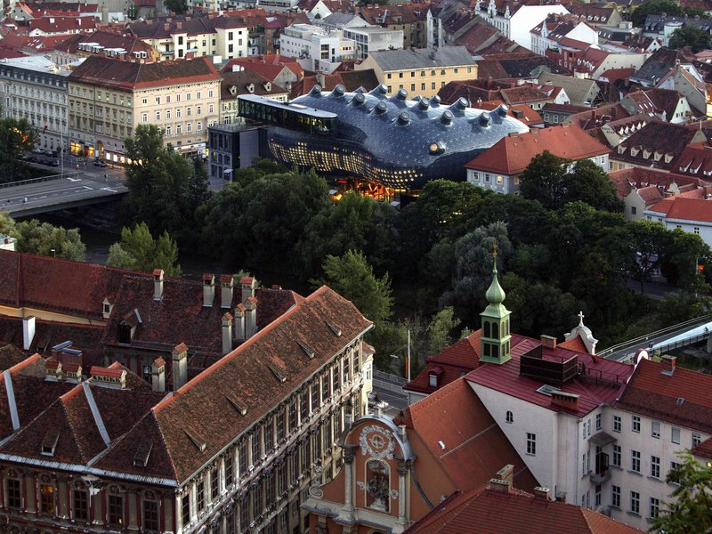 Mercure Graz City-Recreational Facilities<br/>Image from Leonardo