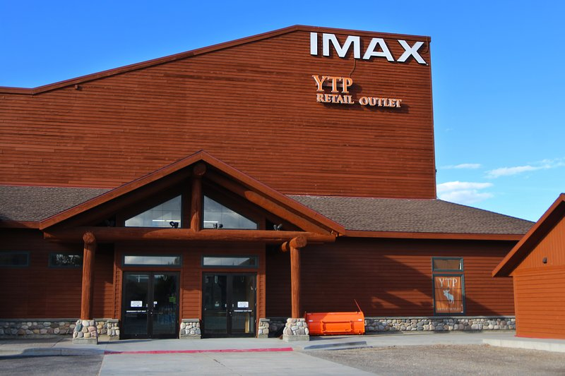 Holiday Inn West Yellowstone-West Yellowstone Giant Screen IMAX Theatre<br/>Image from Leonardo