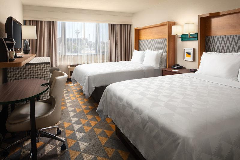 Holiday Inn Long Beach Downtown Area-Guest Room<br/>Image from Leonardo