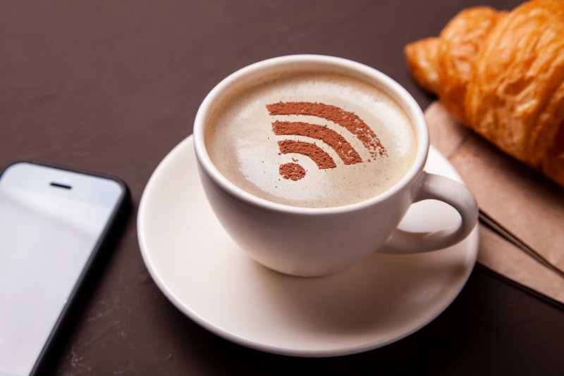 Holiday Inn Express Arras-Coffee break with Free Wifi<br/>Image from Leonardo