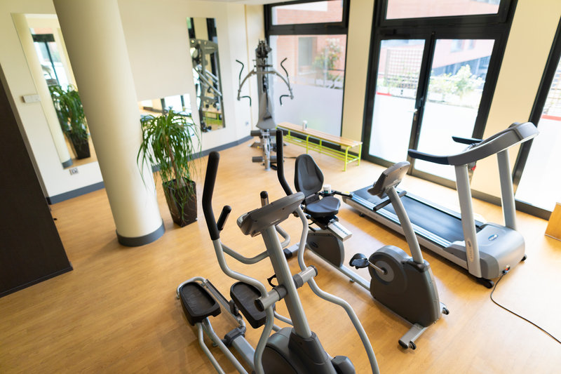 Holiday Inn Express Arras-Fitness center at HIEX Arras!<br/>Image from Leonardo