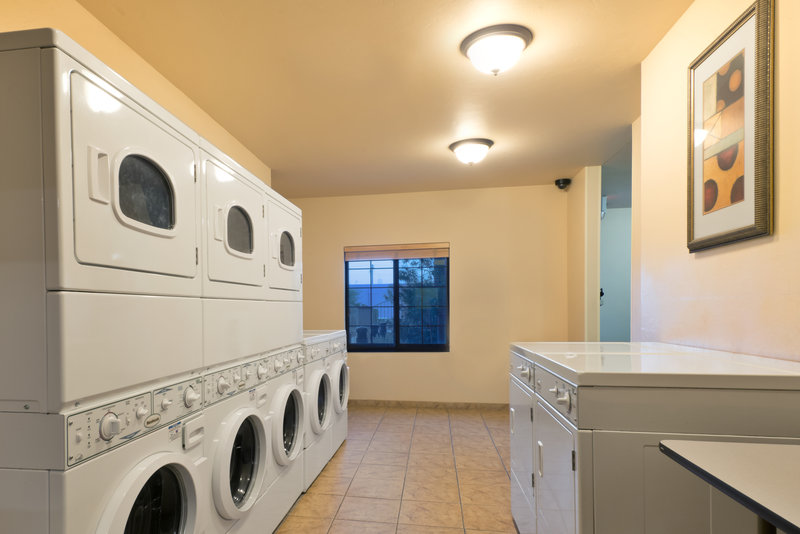 Staybridge Suites Tucson Airport-Laundry Facilities are available at your convenience<br/>Image from Leonardo