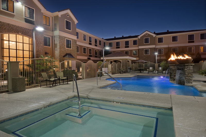 Staybridge Suites Tucson Airport-Take a dip in our heated Whirlpool, open from 8am to 10pm<br/>Image from Leonardo