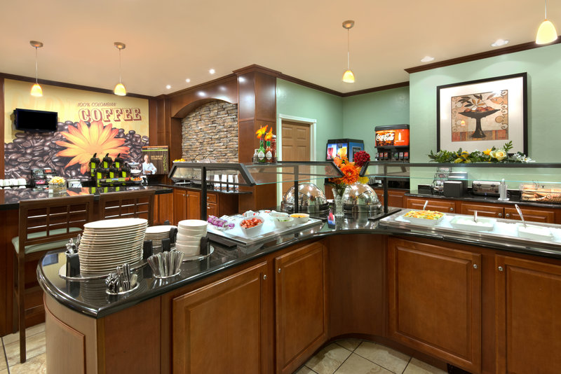 Staybridge Suites Tucson Airport-Start your morning with a visit to our Breakfast Bar<br/>Image from Leonardo