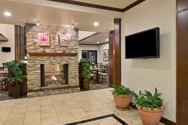 Staybridge Suites Tucson Airport-Our Hotel Lobby leads into our wonderful Great Room<br/>Image from Leonardo