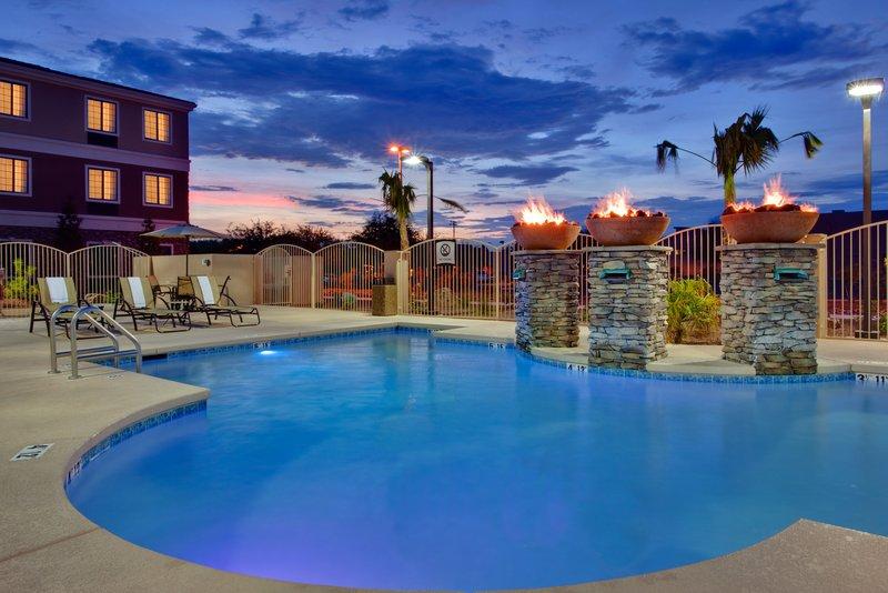 Staybridge Suites Tucson Airport-Entrance<br/>Image from Leonardo