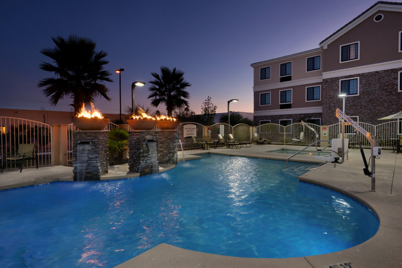 Staybridge Suites Tucson Airport-Relax by our heated, outdoor Swimming Pool<br/>Image from Leonardo