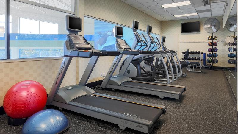 Holiday Inn Flint - Grand Blanc Area-Fitness Center<br/>Image from Leonardo