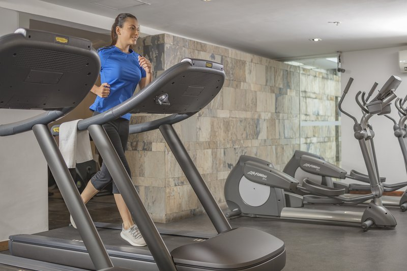 Holiday Inn Express Puebla-Fitness Center<br/>Image from Leonardo