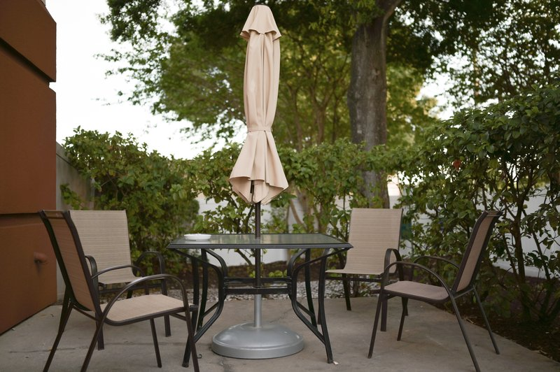 Candlewood Suites Clearwater-Outdoor Patio Seating<br/>Image from Leonardo