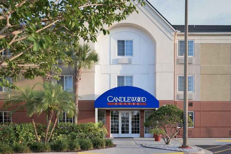 Candlewood Suites Clearwater-Hotel Exterior<br/>Image from Leonardo