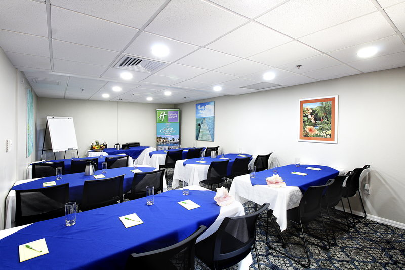 Holiday Inn Resort Grand Cayman-Meeting Room, classroom, business, groups, events<br/>Image from Leonardo
