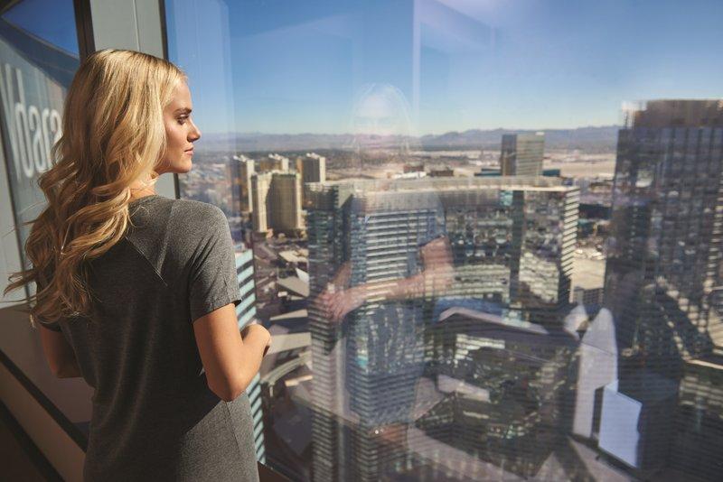 Vdara Hotel & Spa at Aria Las Vegas - Vdara View <br/>Image from Leonardo