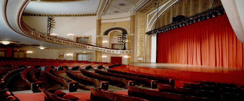 Crowne Plaza Stamford-Palace Theatre, Stamford CT<br/>Image from Leonardo