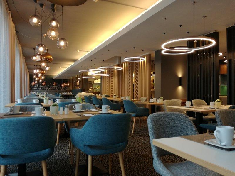 Holiday Inn Salzburg City-Enjoy your rich Breakfast Buffet<br/>Image from Leonardo
