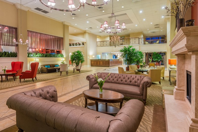 Holiday Inn Mobile - Downtown/Historic District-Hotel Lobby<br/>Image from Leonardo