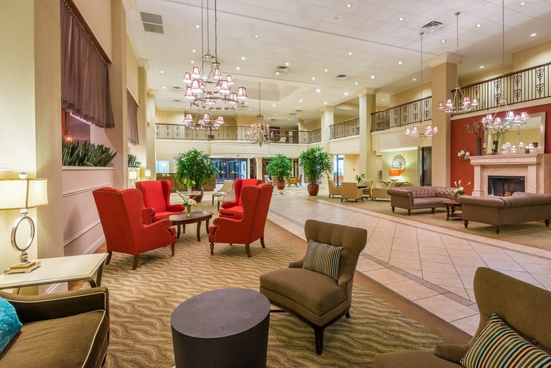 Holiday Inn Mobile - Downtown/Historic District-Lobby Lounge<br/>Image from Leonardo