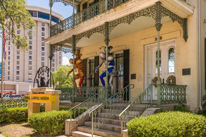 Holiday Inn Mobile - Downtown/Historic District-Carnival Museum<br/>Image from Leonardo