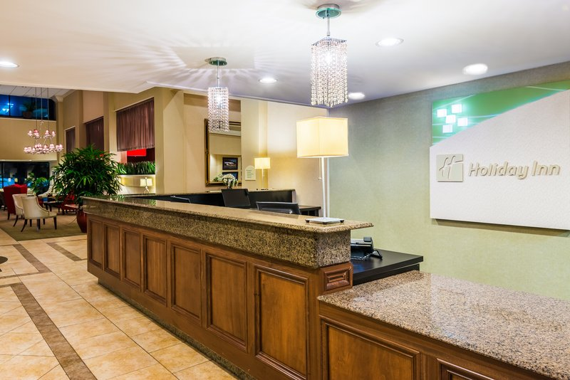 Holiday Inn Mobile - Downtown/Historic District-Front Desk<br/>Image from Leonardo