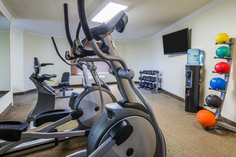 Holiday Inn Mobile - Downtown/Historic District-Work out in our well-equipped Fitness Center<br/>Image from Leonardo