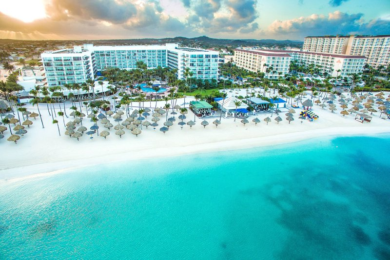 Aruba Marriott Resort - Resort views <br/>Image from Leonardo