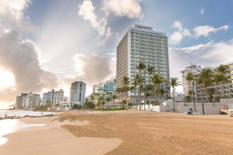 Marriott San Juan Resort - Exterior <br/>Image from Leonardo