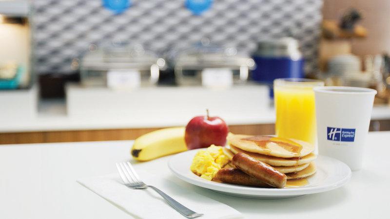 Holiday Inn Express & Suites St. John Harbour Sde-Complimentary Express Start Breakfast<br/>Image from Leonardo
