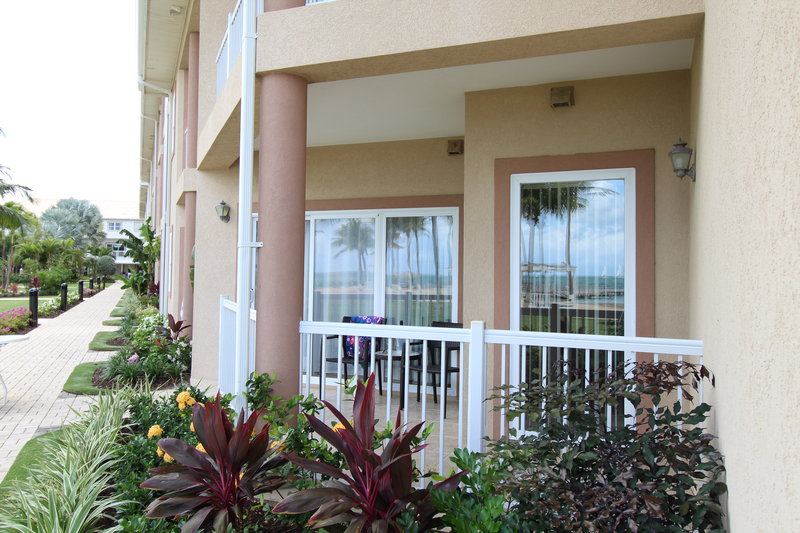 Holiday Inn Resort Grand Cayman-Suite view from Patio or Balcony, Ocean View, Beach View<br/>Image from Leonardo