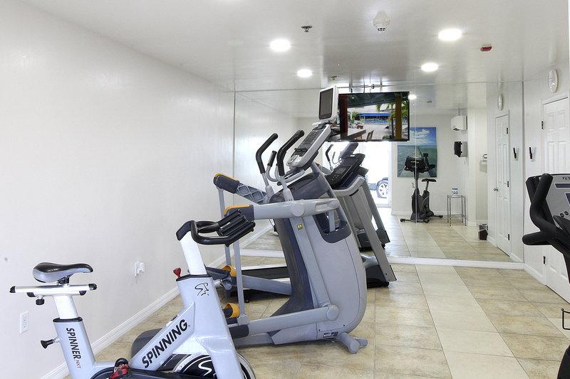 Holiday Inn Resort Grand Cayman-Fitness Center<br/>Image from Leonardo