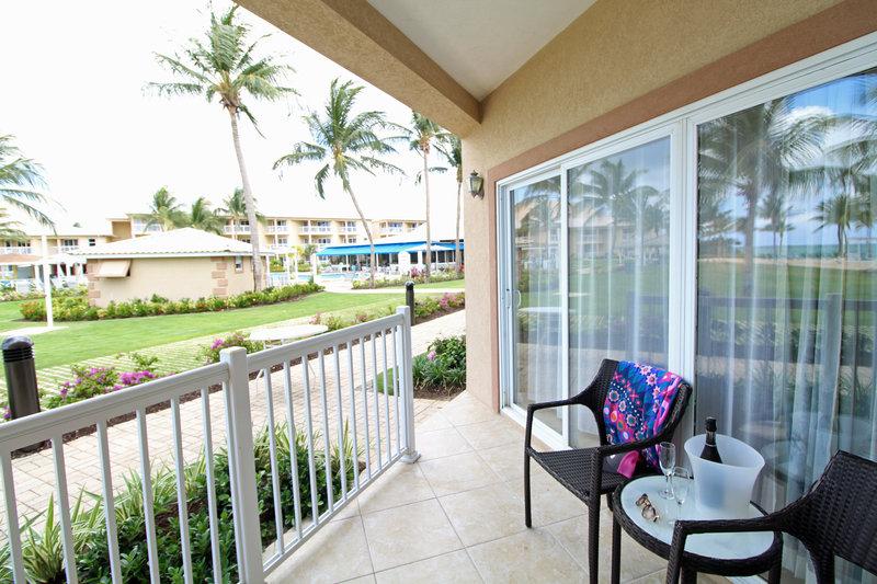Holiday Inn Resort Grand Cayman-View from Room<br/>Image from Leonardo