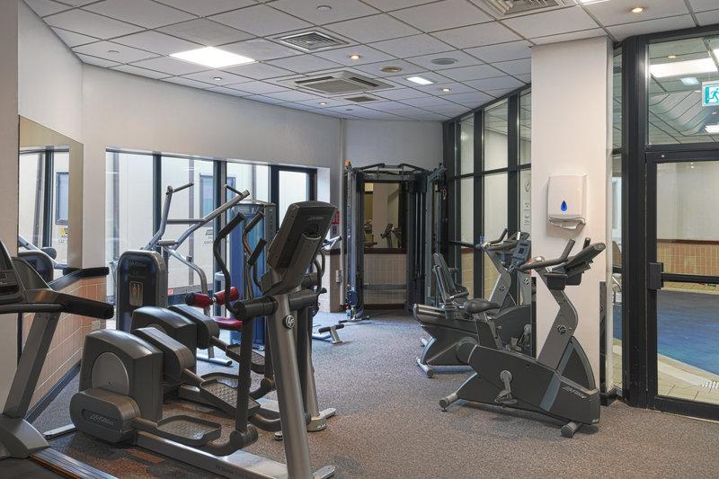 Crowne Plaza Glasgow-Gym<br/>Image from Leonardo