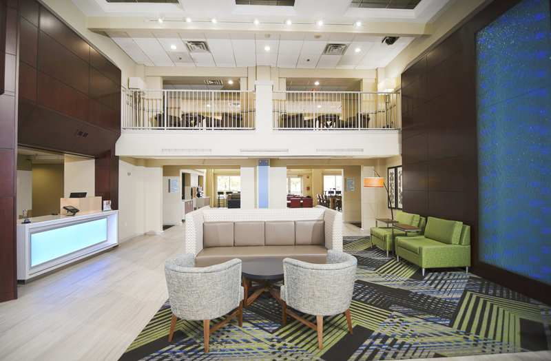 Holiday Inn Express & Suites Port Clinton - Catawba Island-Ahhh, we've arrived to a newly renovated hotel. <br/>Image from Leonardo