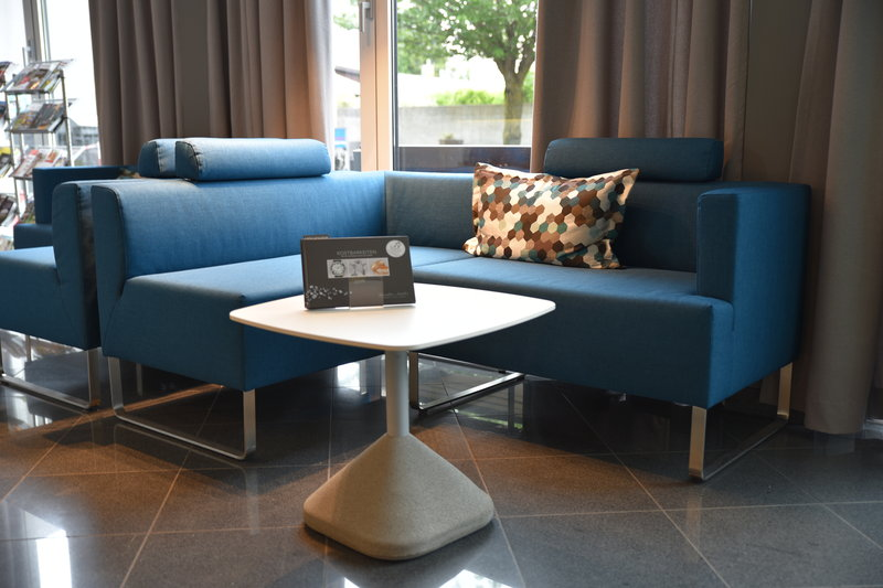 Holiday Inn Salzburg City-Take a seat and enjoy!<br/>Image from Leonardo