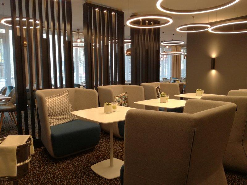 Holiday Inn Salzburg City-Space for good Ideas!<br/>Image from Leonardo