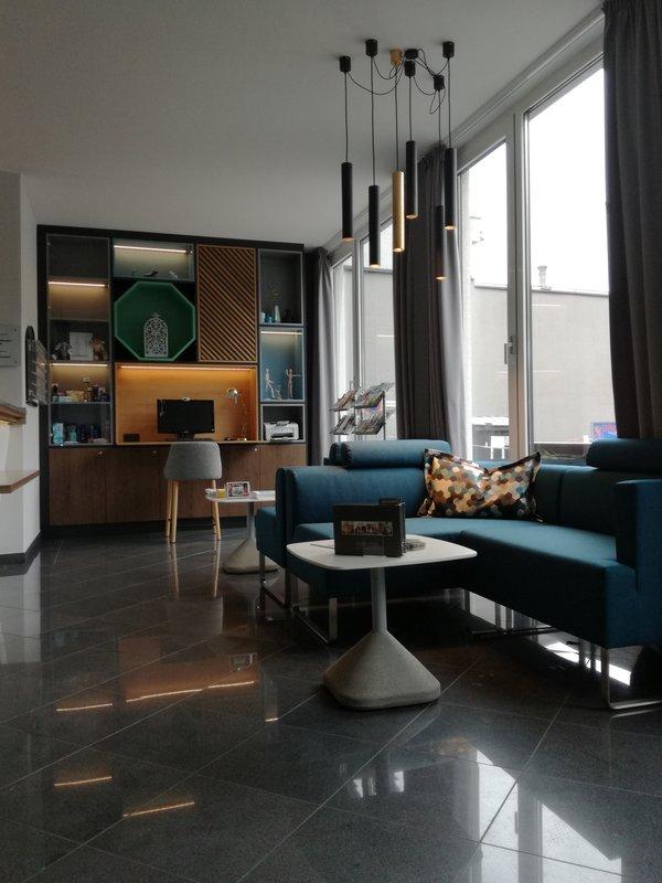 Holiday Inn Salzburg City-New Hotellobby<br/>Image from Leonardo