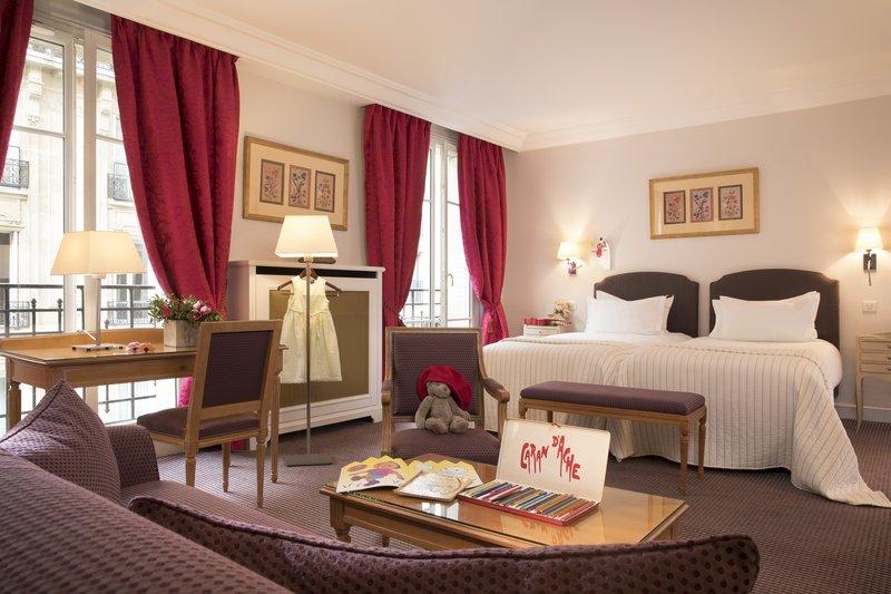 Le Littre Hotel - DELUXEFAMILLE <br/>Image from Leonardo
