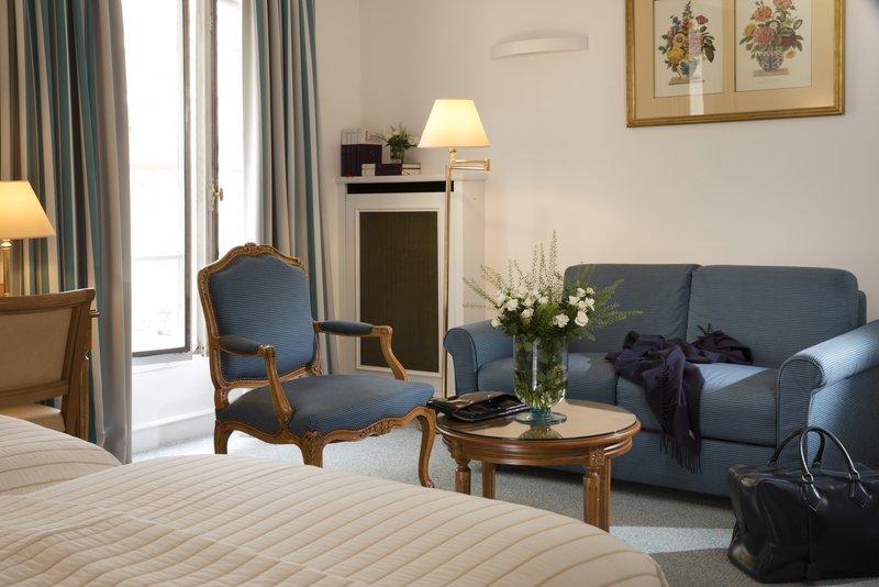 Le Littre Hotel - DELUXETWIN <br/>Image from Leonardo
