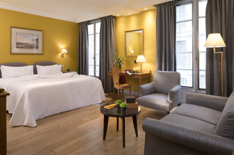 Le Littre Hotel - Guest Room <br/>Image from Leonardo