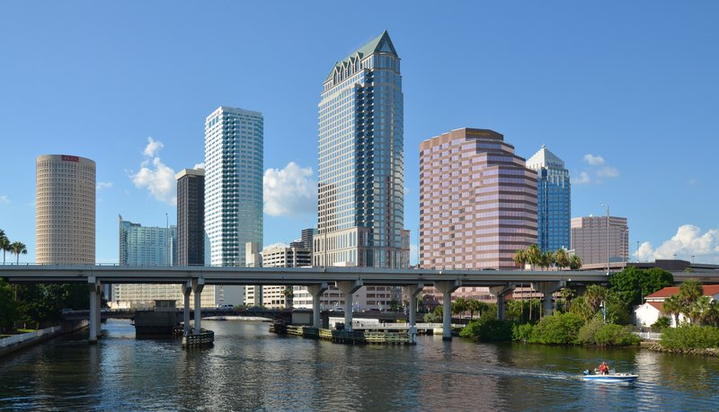 Holiday Inn Express & Suites Tampa/Rocky Point Island-Conveniently located with only a short drive to Downtown Tampa<br/>Image from Leonardo